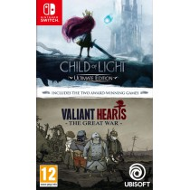 Child of Light ue & Valiant Hearts Switch The Great War
