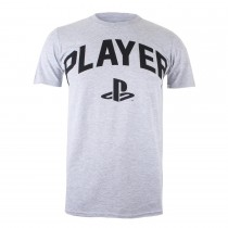Playstation Player Grijs...