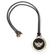 Zelda Hyrule Pendant Necklace