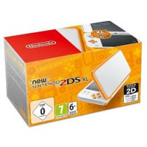 New Nintendo 2DS XL Console...