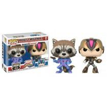 Funko Pop! Marvel vs Capcom...