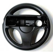 Nintendo Wii Wheel Black