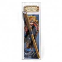 Fantastic Beats Newt's Wand Pen & Bookmark