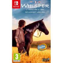 Whisper De komst van Ari Switch