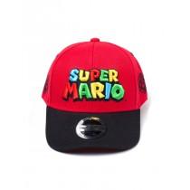 Ninrtendo Super Mario Logo...