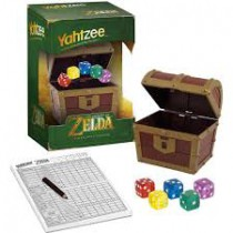 Yahtzee legend of Zelda...