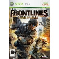 Frontlines Fuel of War Xbox...