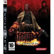 Hellboy The Science of Evil...