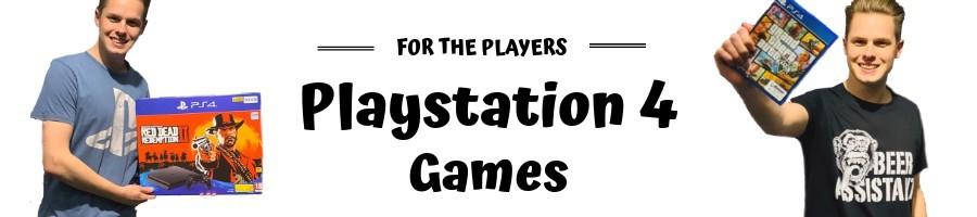 Playstation 4 games kopen? | Gameshop Haniel Zutphen