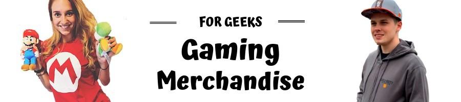 Merchandise kopen? Het leukste gaming merchanandise! | Gameshop Haniel