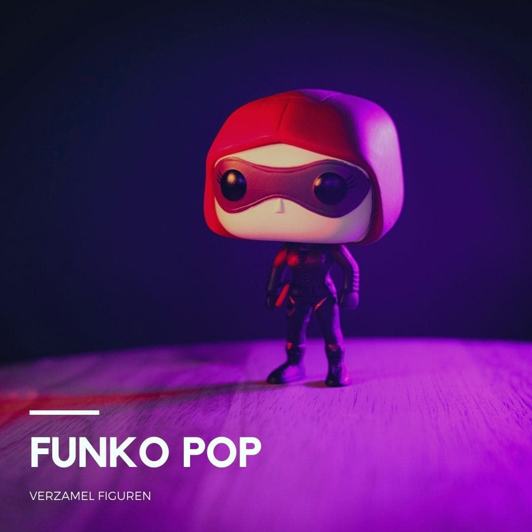 Funko POP producten