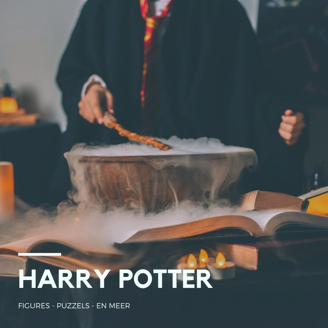 Harry Potter producten