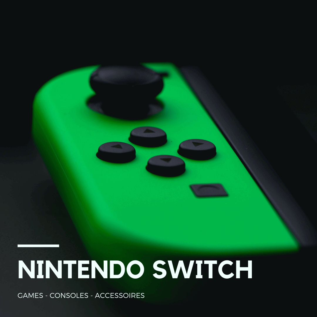 Nintendo Switch producten