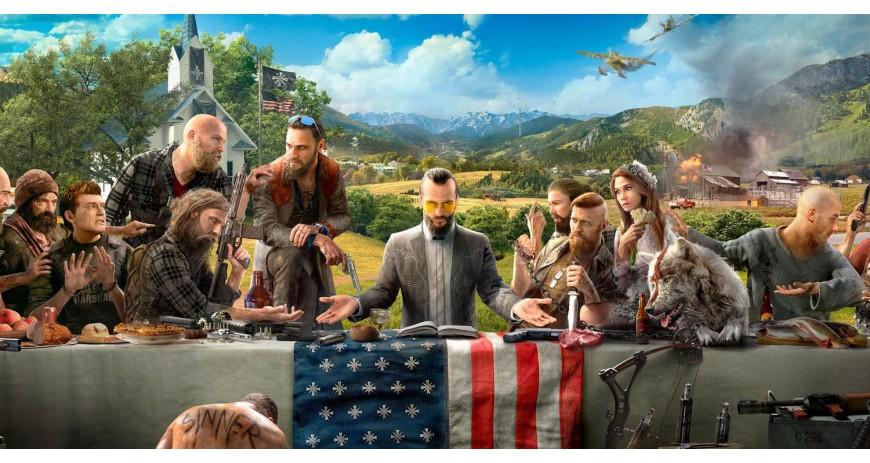 Nieuw: Far Cry 5
