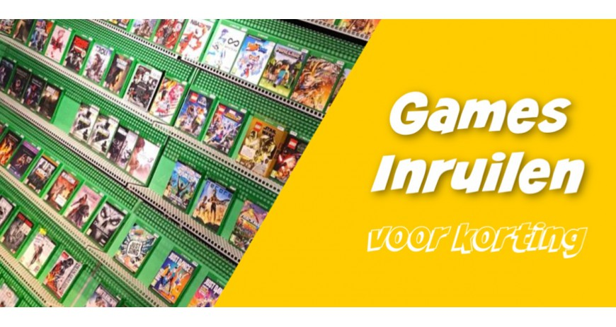 Games inruilen