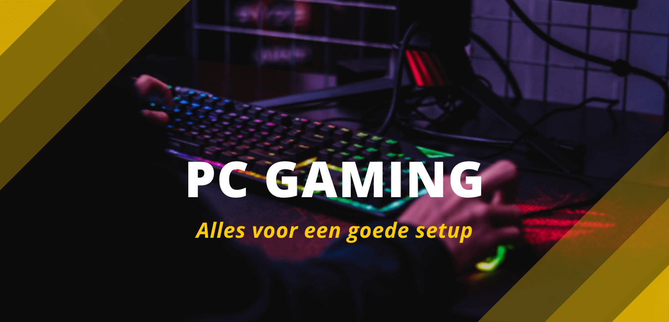 PC gaming accessoires